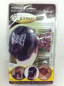 Hot Selling Fashion Hair Accessories Barrette Set pictures & photos