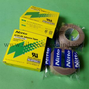 Low Price Heat Resistant Nitto Adhesive Tapes (973UL-S 0.13X25X10) pictures & photos