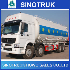 Dry Bulk Cement Poweder Transport 40m3 Bulk Cement Truck pictures & photos