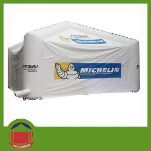 2016 Best-Selling White Inflatabletent with Logo pictures & photos