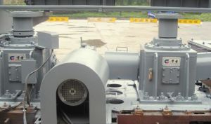 Transmission Gears for Light-Rail Turnout System pictures & photos