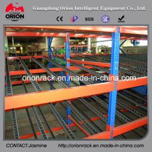 Industrial Storage Roller Self Slide Rack Shelves pictures & photos