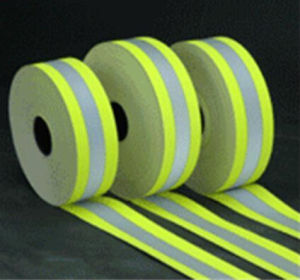 Elastic Reflective Tape pictures & photos