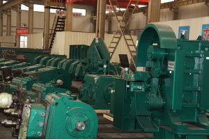 Mill Test Certificate Steel Bar Production Line Machine pictures & photos