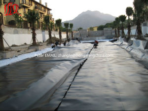 High Quality 0.75mm HDPE Geomembrane for Pond Liner pictures & photos