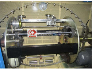 High Speed Twisting Stranding Machine for Making Wire Cables pictures & photos