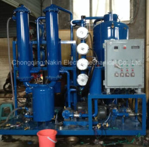 Dpm High Effective Vacuum Dehydration Oil Purifier pictures & photos