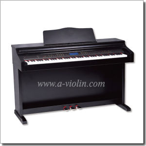 88 Key Hammer Keyboard Upright Digital Piano (DP880) pictures & photos