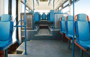 Medium Size City Bus 39+1 Seat pictures & photos