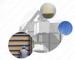 Flexitanque in 20ft Container for Bulk Liquid Transport (LIFLPACK-01)