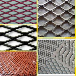 High Quality Expanded Metal Mesh pictures & photos