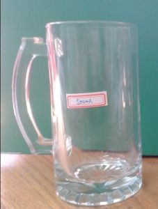 High Quality Glass Mug Wigh Good Price Tumbler Kb-J00136 pictures & photos