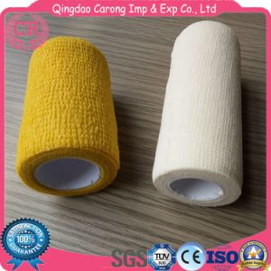 Medical High Elastic Self-Adhesive Bandage pictures & photos