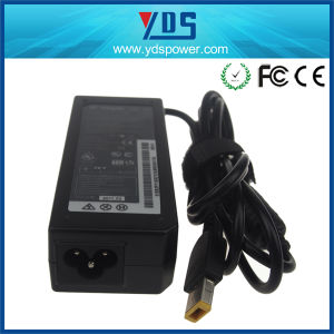 20V 3.25A Square with Pin Laptop AC Adapter for Lenovo pictures & photos
