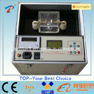 Portable Onsite Current Transformer Oil Dielectric Strength Tester (IIJ-II-80KV) pictures & photos