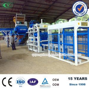 CE Quality Certifed Road Paver Production Line (QT8-15)