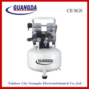 CE SGS 35L 800W Oil Free Air Compressor (GD70/8A) pictures & photos