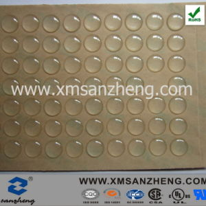Transparent Resin Domed Epoxy Resin Sticky High Temperature Resistant Stickers pictures & photos
