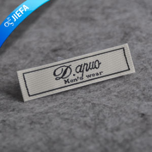 Custom Brand Logo Woven Main Label for Garment Design pictures & photos