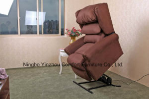 2016 Popular Healthcare Lift Sit Recline Adjustable Massage Chair pictures & photos