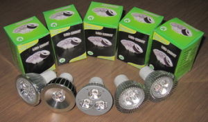 LED Spotlight 85V-265vac Energy Savig 80% pictures & photos