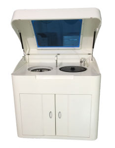 Med-L-Faith-1020 Fully Auto Biochemistry Analyzer 160 Tests / Hour pictures & photos