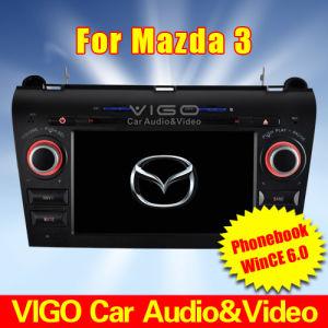 Mazda 3 in Car Stereo DVD GPS Sat Nav Auto Radio Navigation Multimedia Player