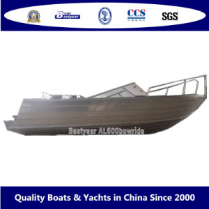 2015 Bestyear Aluminum Fishing Boat Al500bowride Boat pictures & photos