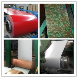 PPGI Prepainted Steel Coil and Sheets Galvanized Iron Sheets pictures & photos