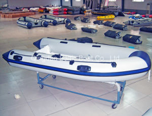 Inflatable Pontoon Fishing Boat Rib 330 Ce pictures & photos
