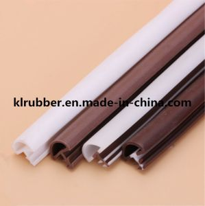 waterproof Clear Silicone Shower Door Seal Strip Supplier pictures & photos