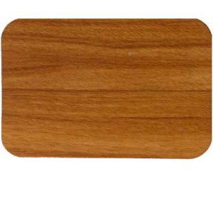 Wooden Finish Aluminum Composite Panel pictures & photos