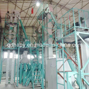 Full Set Automatic Animal Feed Factory Machinery pictures & photos