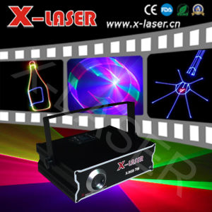 500MW RGB Laser/Christmas Lights Projector/ Disco Lights/ Concert Laser Light pictures & photos