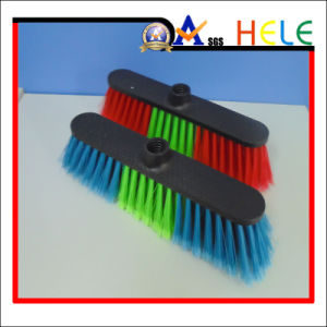 Household Cleaning Tool, Black Block Broom (HLC1315BS) pictures & photos