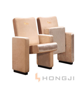 High Quanlity Luxurious Auditorium VIP Chair / Theater Seating Sofas pictures & photos