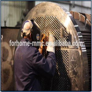 Titanium Steel Clad Metal Heat Exchanger Tubesheet pictures & photos