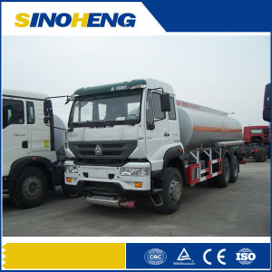 Sinotruk HOWO Military Fuel Tanker Transport Truck pictures & photos