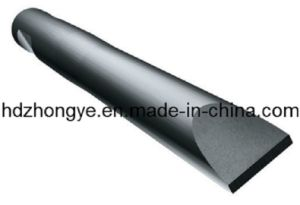 Soosan Hydraulic Breaker Parts of Wedge Chisel pictures & photos