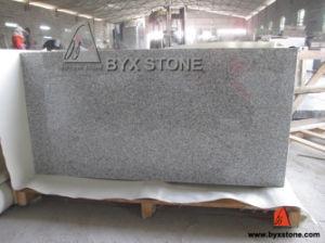 G603 / Bella White / Padang Light Grey Polished Granite Flooring Tiles pictures & photos