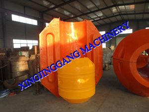 Dredging Floater/ Pipe Floaters/ MDPE Floaters pictures & photos