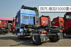 Shacman F3000 4X2 270-336HP Tractor Truck pictures & photos
