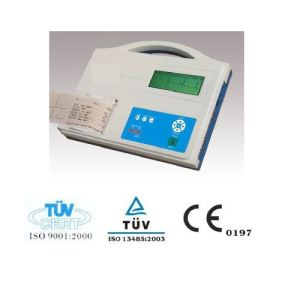 One Channel Digital ECG Machine (OW-E22A) pictures & photos