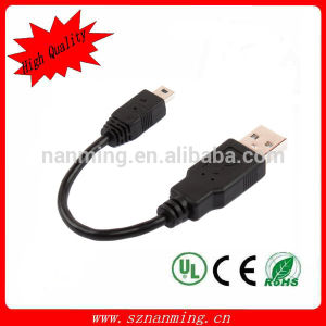 High Quality USB to Mini USB Cable pictures & photos