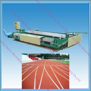 Automatic Paver Machine For Plastic Runway pictures & photos