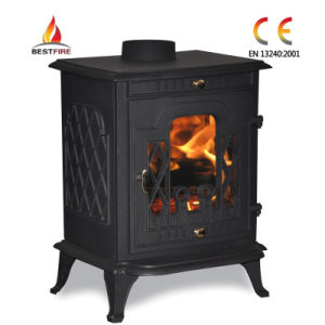 Cast Iron Wood Burning Stove (BR-D6)