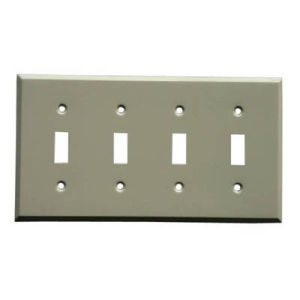 Light Switch Steel Plate Covers (JX065) pictures & photos