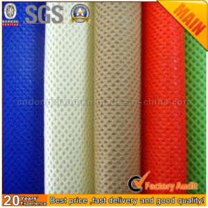 100% Polypropylene Nonwoven Spunbond Fabric pictures & photos