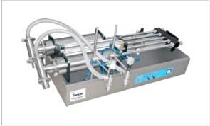 Dfx-Z CE Full Automatic Liquid Horizontal Pneumatic Filling Machine
