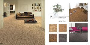 Machine Made Tufted Jacquard Wall to Wall Hotel Carpets pictures & photos